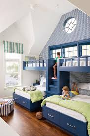 A Cape Cod home channels West Coast style. Bunk Beds Built ...