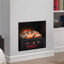duraflame birch electric fireplace log set infrared logset logs for existing chimney heater bionaire ventless gas