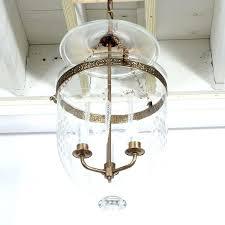 bell jar lighting fixtures. Living Gorgeous Bell Jar Chandelier 20 Glass Etched Hurricane Pendant Light Or Lantern 3 Lanterns Lighting Fixtures