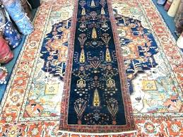 red and blue oriental rug blue oriental rug beautiful navy runner x 9 decorating with red