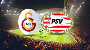 Galatasaray PSV maçı ne zaman? 2021 GS PSV rövanş maçı hangi kanalda?  Şampiyonlar Ligi 2. eleme turu...