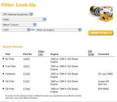 17 Organized Napa Oil Filter Chart