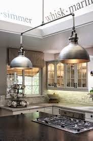 Kitchen island lighting fixtures Rustic Kitchen Industrial Style Kitchen Island Lighting Pinterest One Room Challengeweek 6 Complete Lighting Pinterest