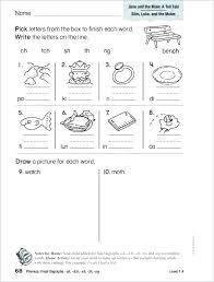 wh questions worksheets for first grade