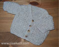 Free Crochet Baby Sweater Patterns Mesmerizing Crochet Baby Sweater Pattern Free Crochet And Knit