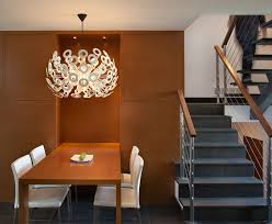 large size of lighting dining room feature light chandelier for round dining table funky chandelier