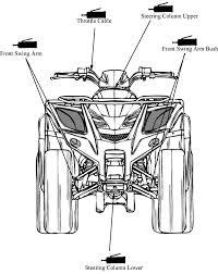 honda rancher 420 atv factory service and repair manual 2014