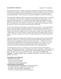 example descriptive essay about an object example descriptive essay about an object