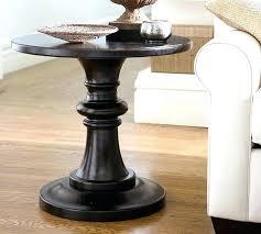 round pedestal side table small round pedestal side table topic to adorable small pedestal table