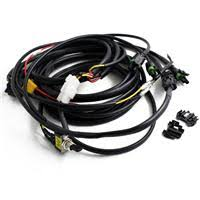 wiring harnesses led lighting accessories baja designs squadron s2 wire harness 3 light max 325 watts