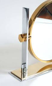table top vanity mirrors starlet lighted with stand make up small table top mirrors centerpiece
