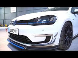 2018 volkswagen e golf range. simple range 2018 vw e golf revozport  vw golf tuning custom volkswagen on range s