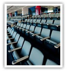 Smu Mustang Club Premium Seating