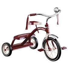 radio flyer tricycle recall radio flyer dual deck tricycle 12 in ages 2 1 2 chrome steel