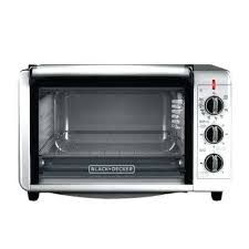 black decker cto6335s 6 slice silver toaster oven a stainless steel countertop convection manual
