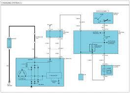 repair guides wiring diagrams wiring diagrams of  charging system 2006