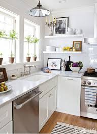 kitchen open shelving the best inspiration tips house beautiful