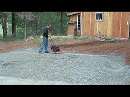 pouring a concrete slab prepare the