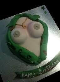 Boob Adult Cake Antonias Cakes Wedding Birthday Brisbane