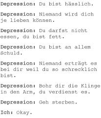 Spruche Depression Best With Spruche Depression Krankewelt