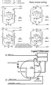 ceiling fan winding wire size ceiling fan ideas 220 Electric Motor Wiring Diagram component 3 speed fan motor wiring diagram how to wire