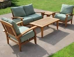 Teak Patio Furniture Sets Foter