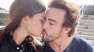 Fernando Alonso y Linda Morselli, amor en Instagram - AS.com