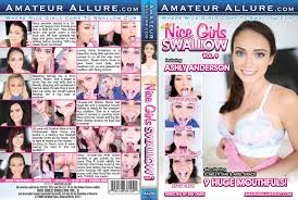 Amateur Allure presents Nice Girls Swallow 9