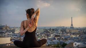 Image result for yoga in paris