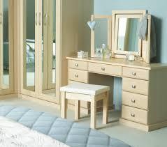 Bedroom Simple White Vanity Set Ikea With Beautiful Light Mirror