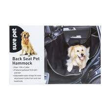 back seat pet hammock hover over image to zoom