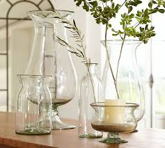 large glass vase in recycled vases pottery barn prepare 2