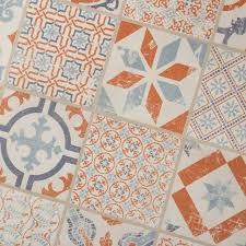 timeless designs art deco kaleidoscope j4 4mm tile vinyl flooring sample contemporary vinyl flooring by bestlaminate