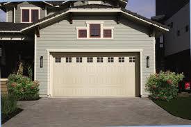 vinyl garage doors