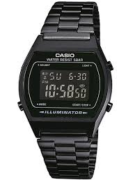 buy watches online at uhrcenter watch shop casio b640wb 1bef digital watch