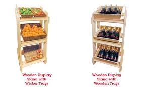 In Store Display Stands Display standcould make out of pallets stalls dog stuff 74