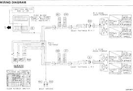 nissan cube wiring diagrams power mirror installation nissan forum nissan forums here s the wiring diagram for the factory setup