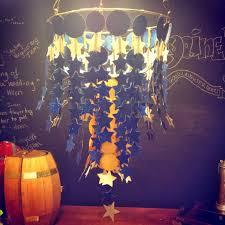 paper chandelier decoration