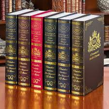 Decorative Fake Book Boxes 100PC European style of the ancient book props Villa Club soft 2
