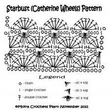 Image result for crochet catherine wheel