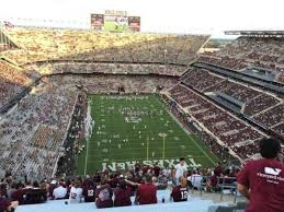Kyle Field 3d Seating Chart Photos At Kyle Field