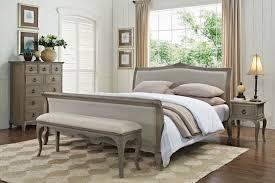 Vintage Henredon Bedroom Furniture White Finished Oak Wood Dressing ...