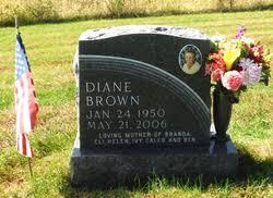 Diane Swanger Brown (1950-2006) - Find A Grave Memorial