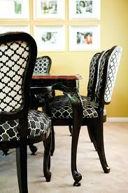 reupholstering dining chairs reupholstered dining room chairs recovering dining room chairs for exemplary reupholstering dining photos