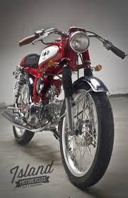 honda s90 cafe racer 1969 island motorcycles