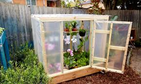 position and fill your greenhouse