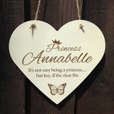 personalised girls bedroom door sign with erfly personalised wooden hearts plaques