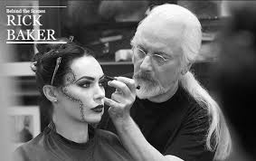 what influenced you to bee a special makeup effects artist i was fascinated by monster s
