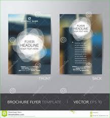 Two Page Brochure Template Half Fold Brochure Template Inspirational 27 Six Page Brochure