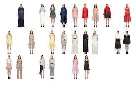 City Studio Dress Size Chart Self Portrait Official Online Store